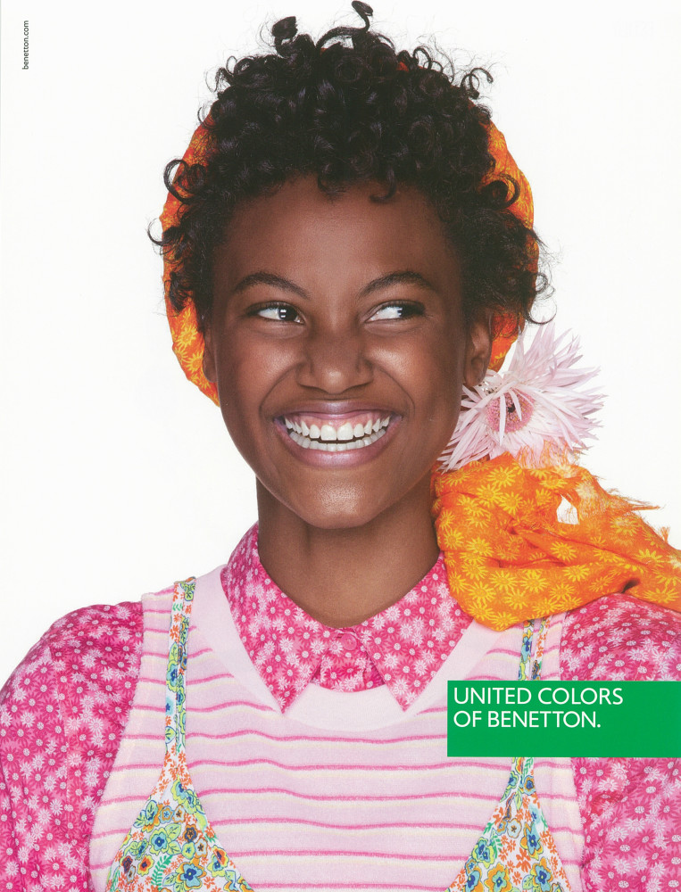 United Colors of Benetton -  Ruth Akele
