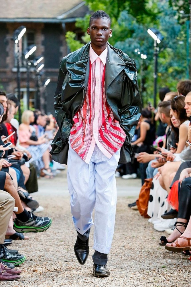 Bleeke for Y PROJECT Menswear Spring Summer 2019