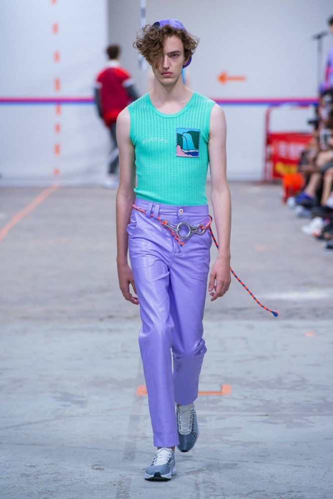 Rufus for ANGUS CHIANG Spring Summer 2019