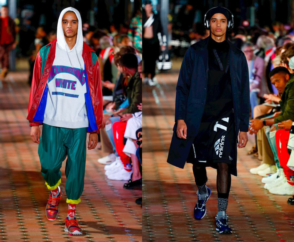 Terence for WHITE MOUNTAINEERING Menswear Spring Summer 2019