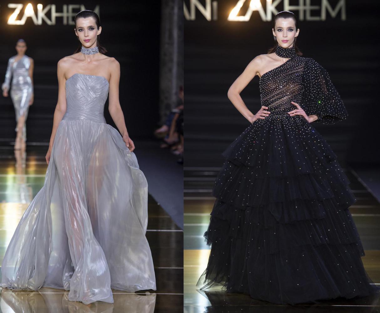 Marienne for RANI ZAKHEM Couture Fall Winter 2018