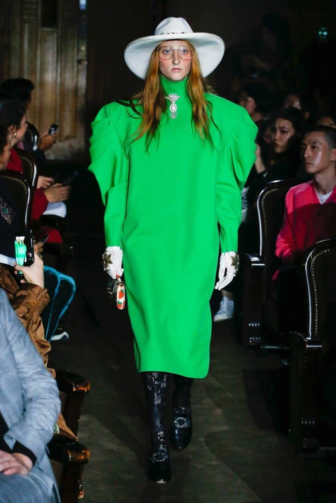 Katea for GUCCI Ready To Wear Spring Summer 2019