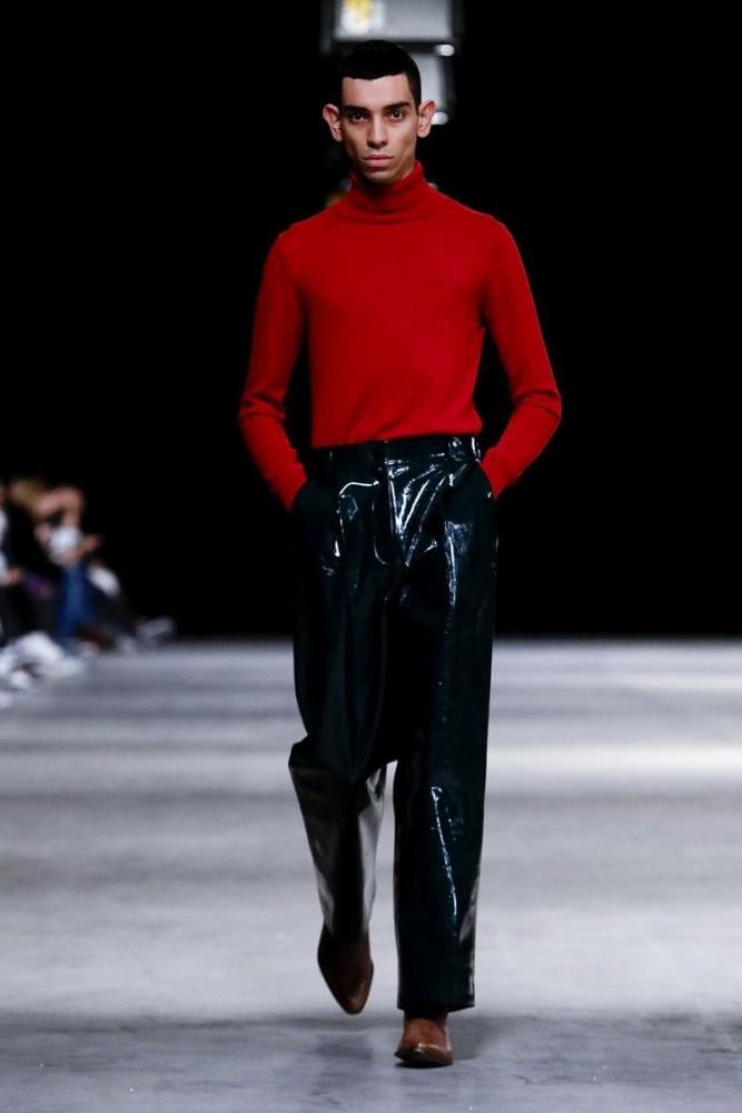 Amine for PUMA x HAN KJOBENHAVN Menswear Fall Winter 2019