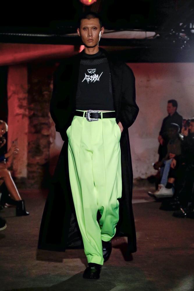 Jkee for MISBHV Menswear Fall Winter 2019