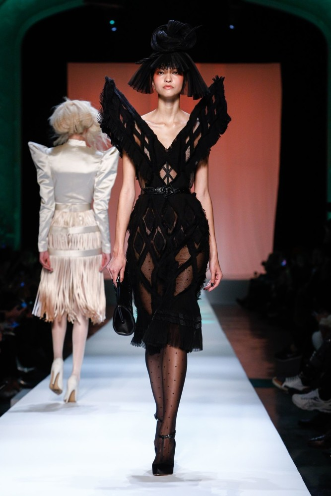 America for JEAN PAUL GAULTIER Couture Spring Summer 2019