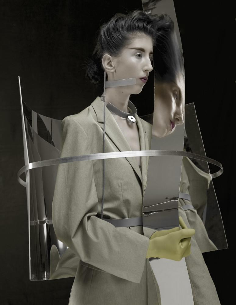 Marina for TUSH Magazine