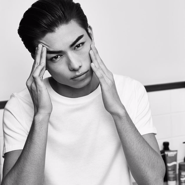 NICOLAS for BIOTHERM HOMME