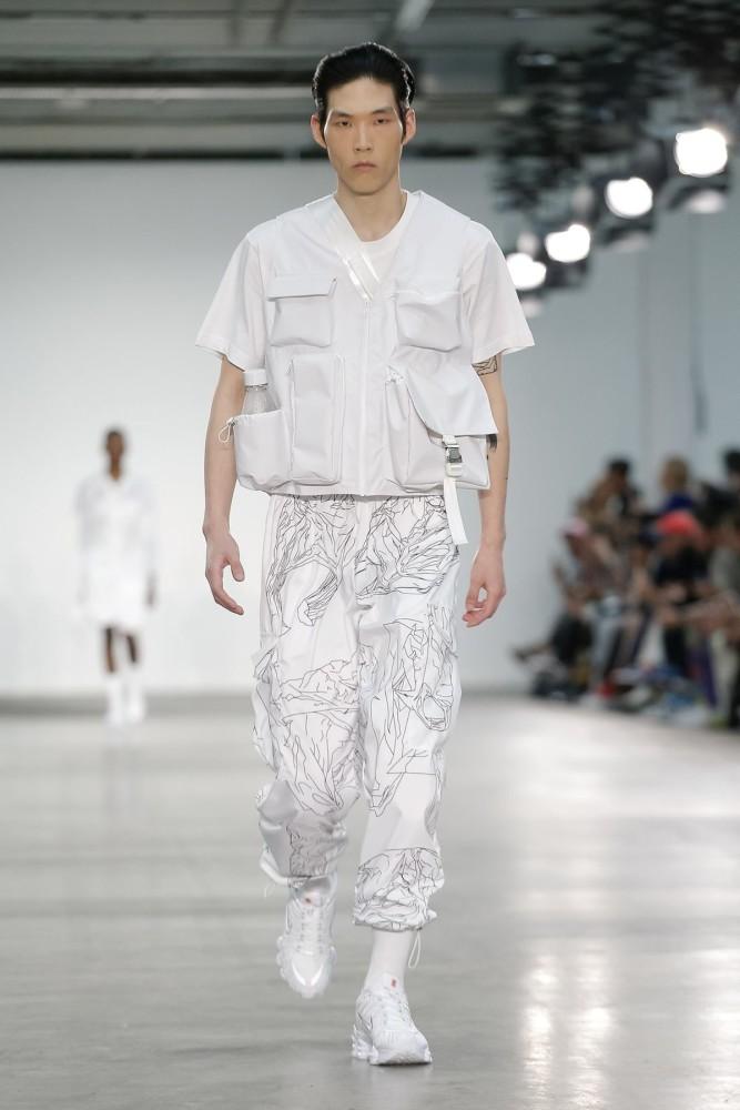 Woo for STUDIO ALCH Menswear 2020 (London)