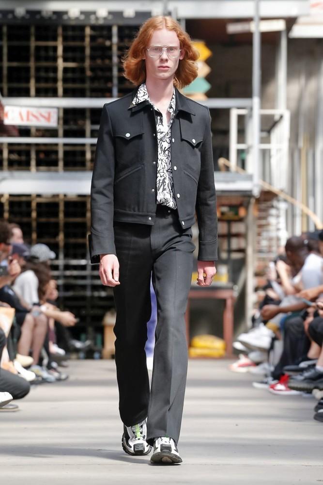 Sacha for SANKUANZ Menswear Spring Summer 2020