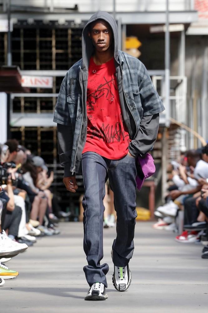 Leynie for SANKUANZ Menswear Spring Summer 2020
