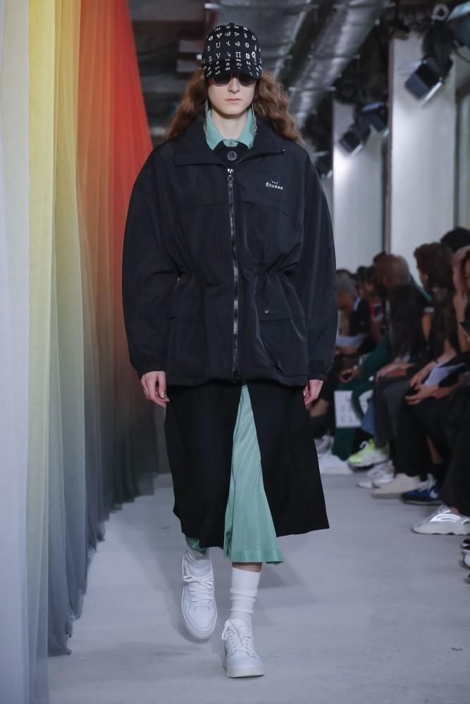 Athena for ETUDES Menswear Spring Summer 2020