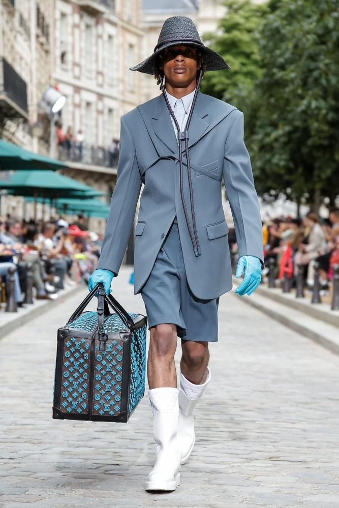 Soni for LOUIS VUITTON Menswear Spring Summer 2020