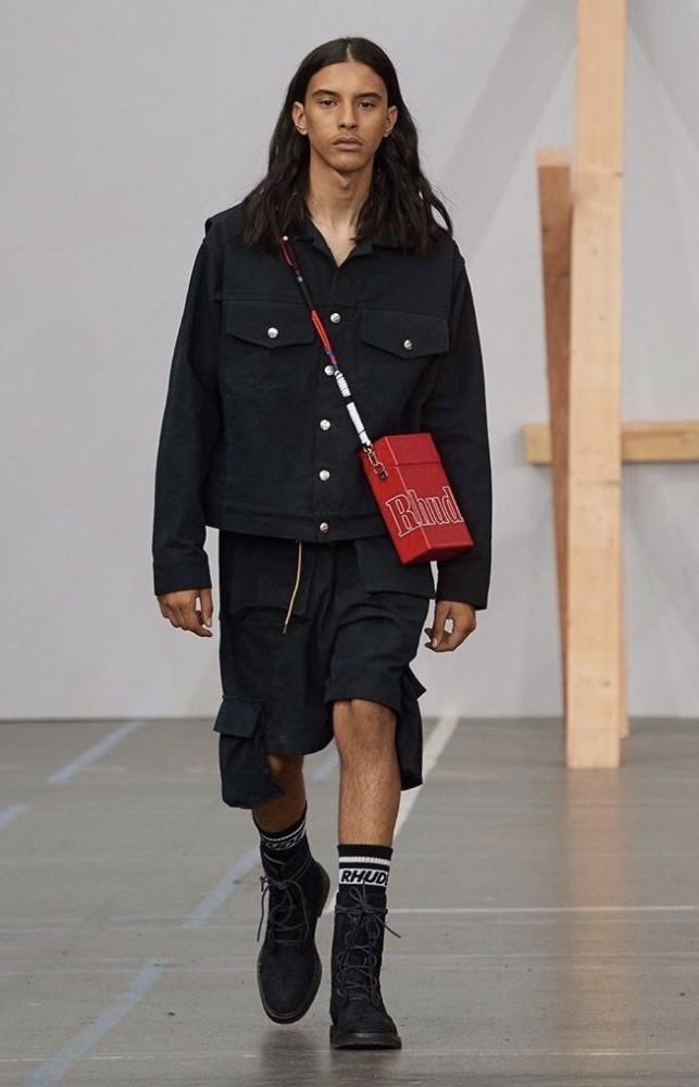 Ramzi for RHUDE Menswear Spring Summer 2020