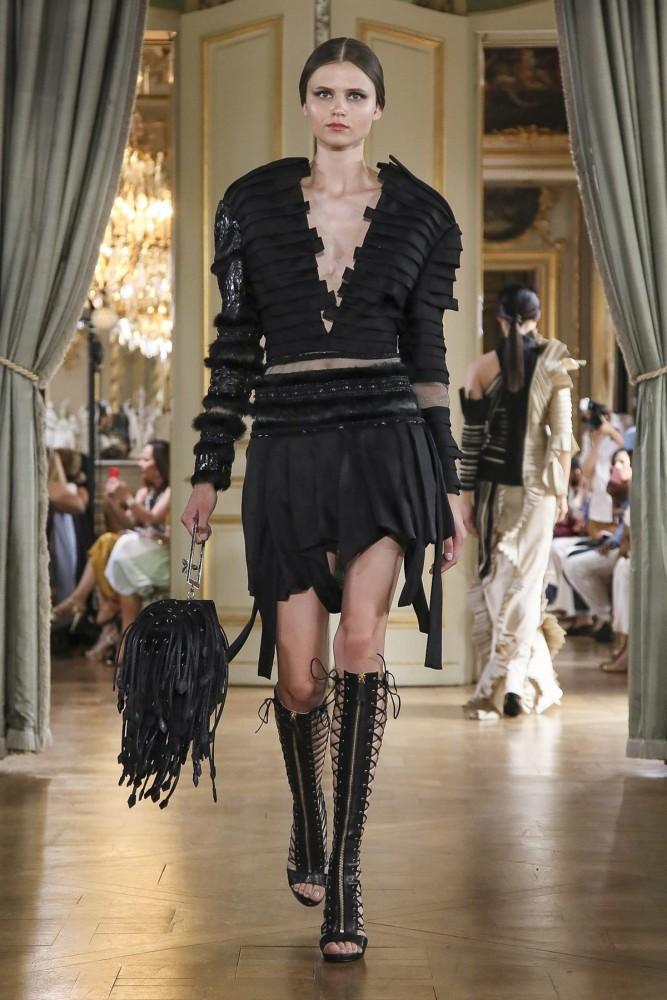Alena for FARAHD RE Couture Fall Winter 2019