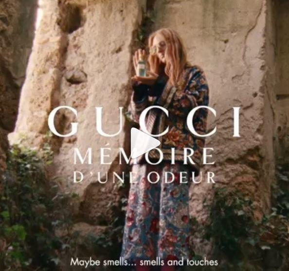Katea for Memoire d'une Odeur Fragrance by GUCCI