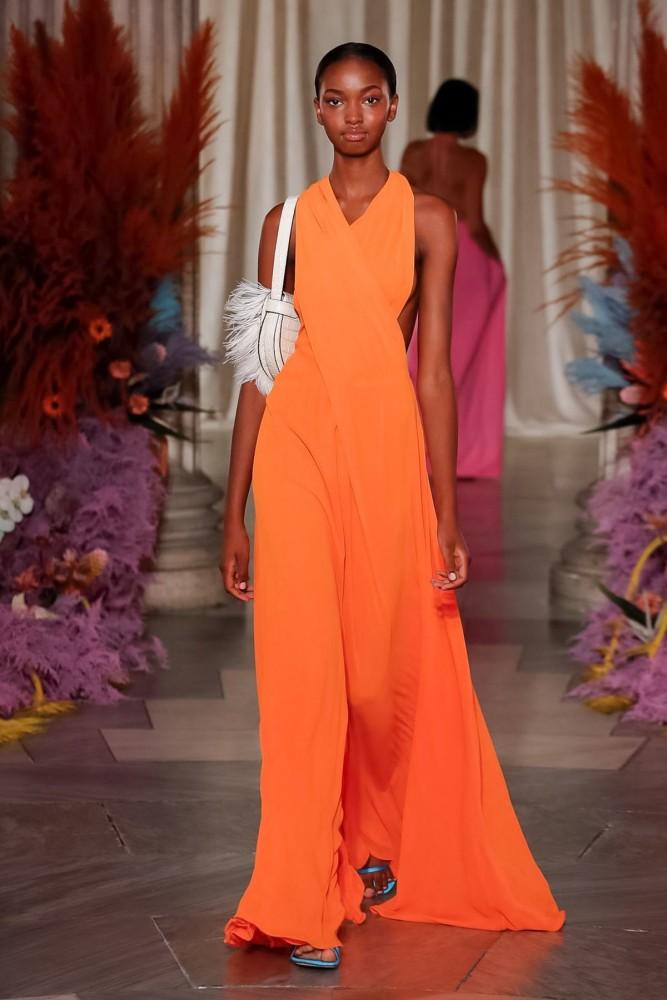 Sana for STAUD Ready To Wear Spring Summer 2020 New York