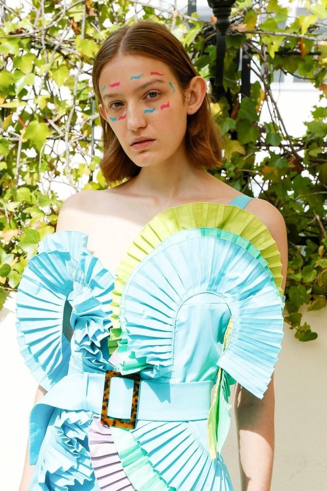 Anna for NADYA DZYAK Spring Summer 2020