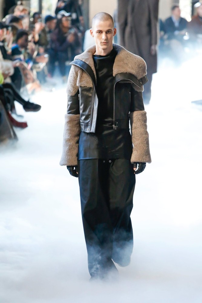 Jimmy for RICK OWENS Menswear Fall Winter 2020