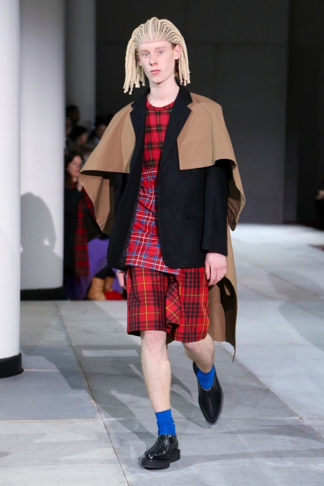 Sacha for COMME DES GARCONS Fall Winter 2020