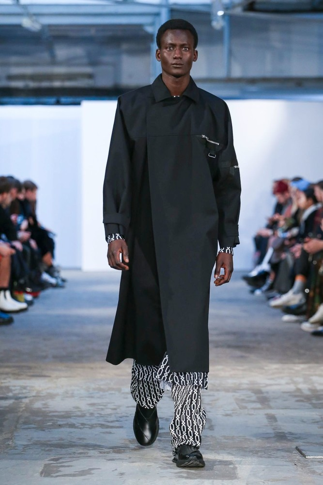Mouhamed for GMBH Fall Winter 2020