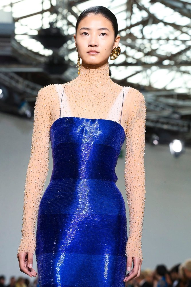 Yu for SCHIAPARELLI Haute Couture Spring Summer 2020