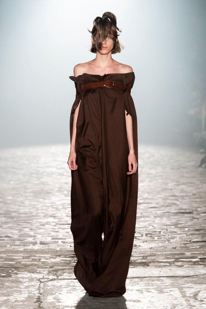 Sofie for KIMHEKIM Fall Winter 2020
