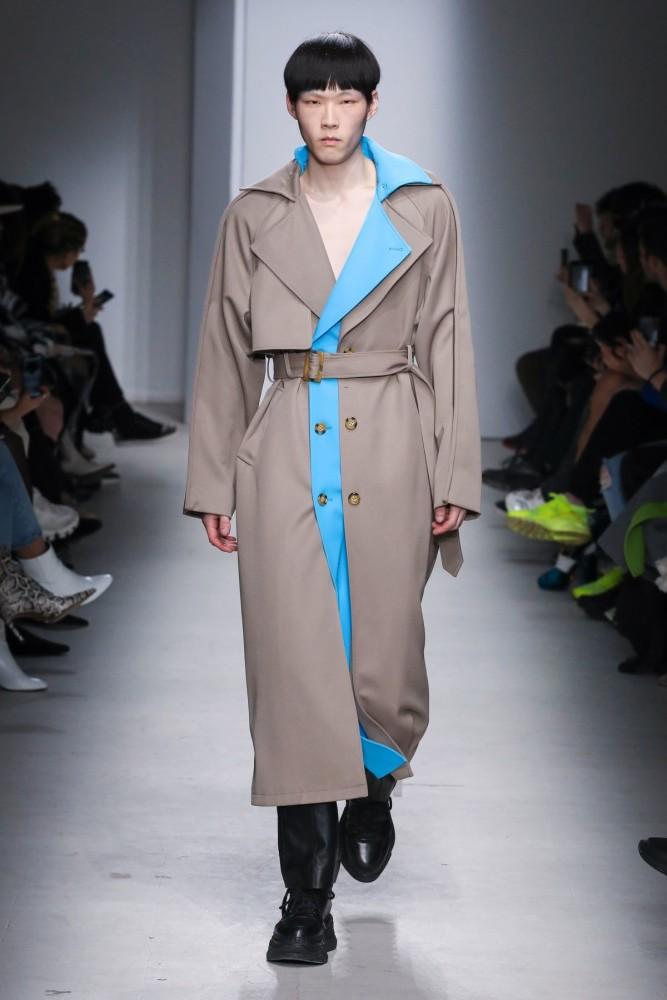 Woo for ANNAKIKI Fall Winter 2020 Milan