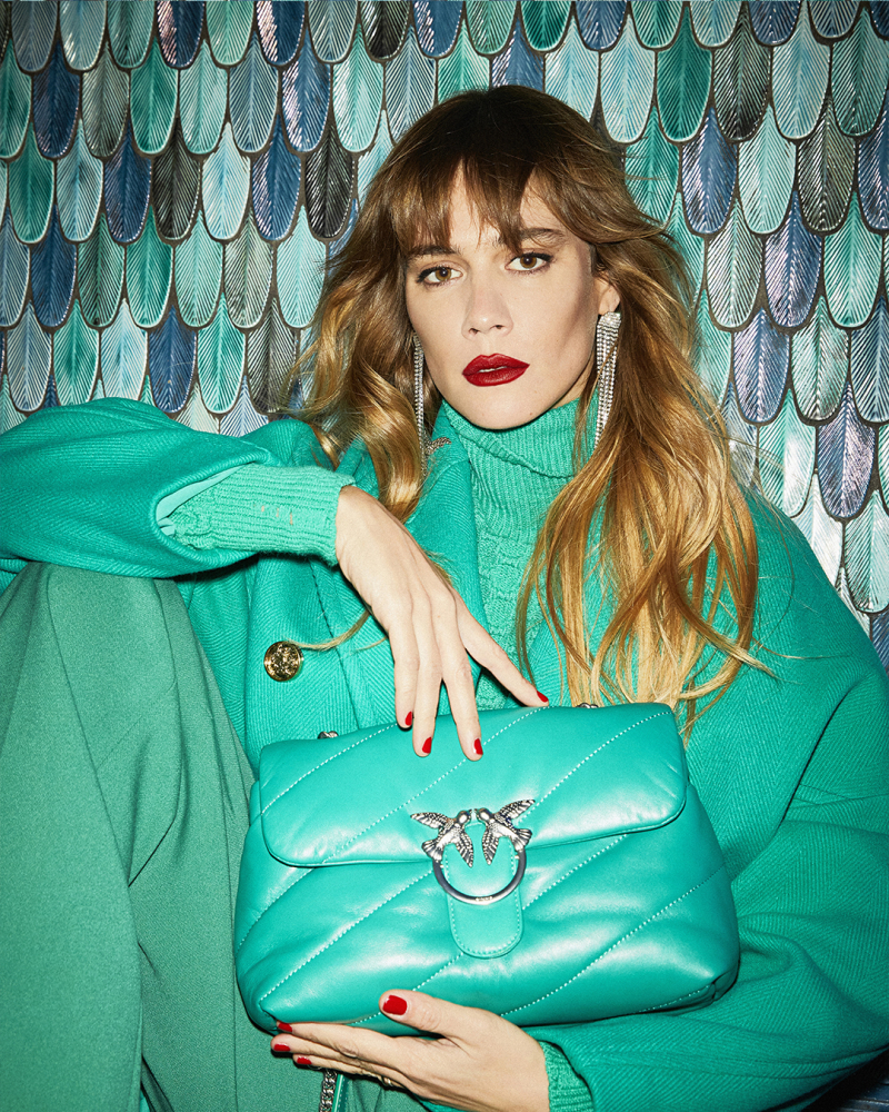 Martina for PINKO OFFICIAL