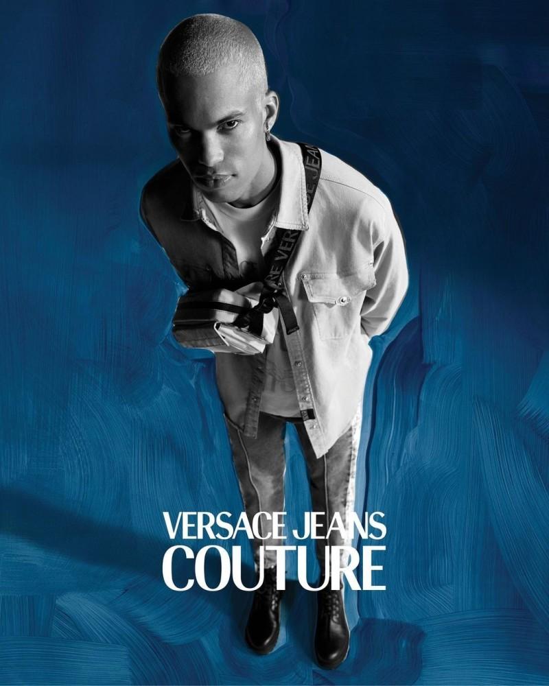 Yann for VERSACE JEANS