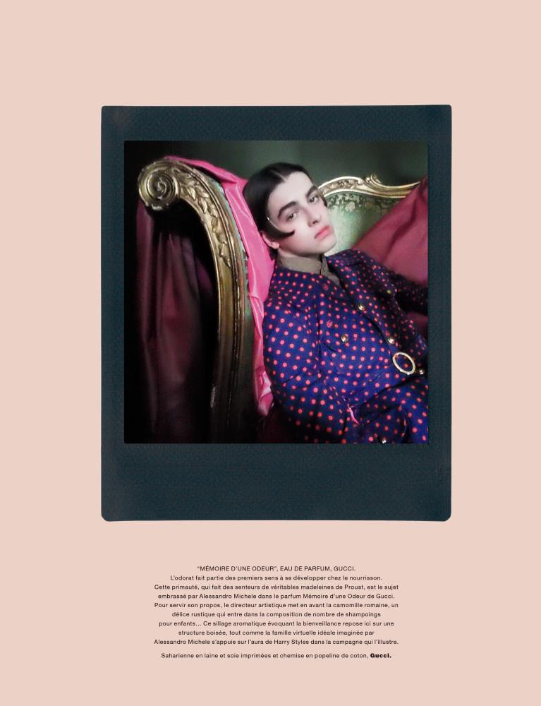 Mathias for NUMERO Magazine