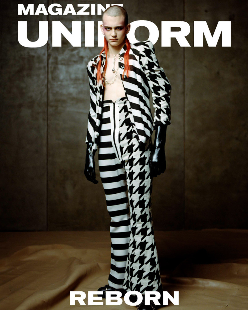 Alexandre for UNIFORM Magazine