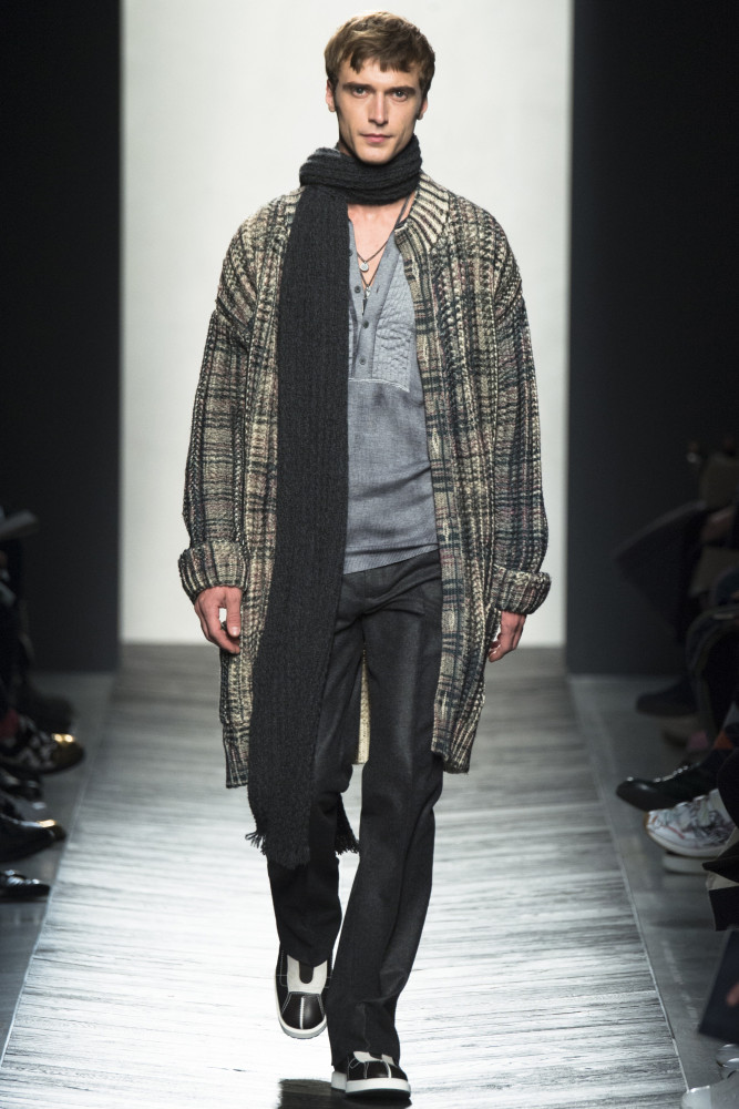 Clément Chabernaud for Bottega Veneta FW 16/17
