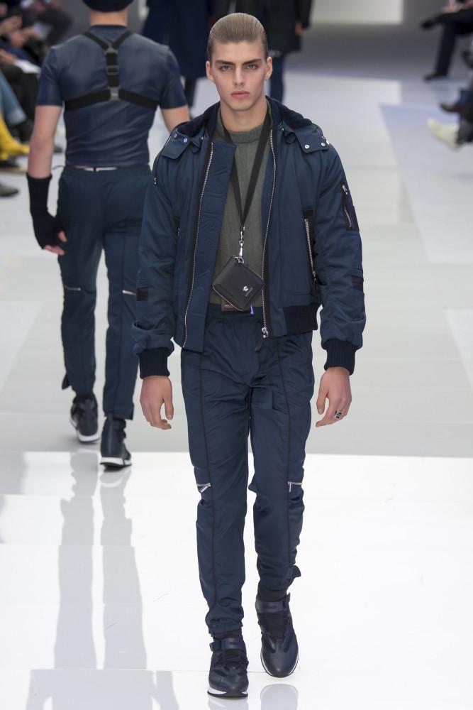 Daan Van Der Deen for Versace FW 16/17
