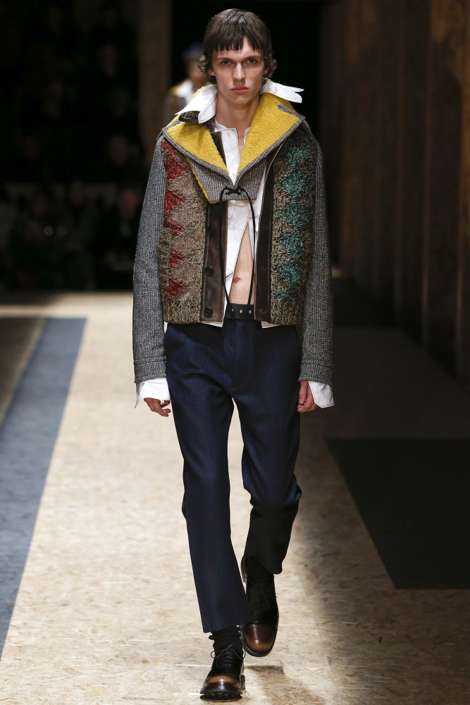 Koen Verdumen for Prada FW 16/17