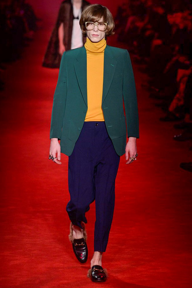 Taavi Mand for Gucci FW 16/17