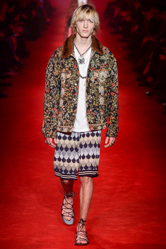 Tim Dibble for Gucci FW 16/17