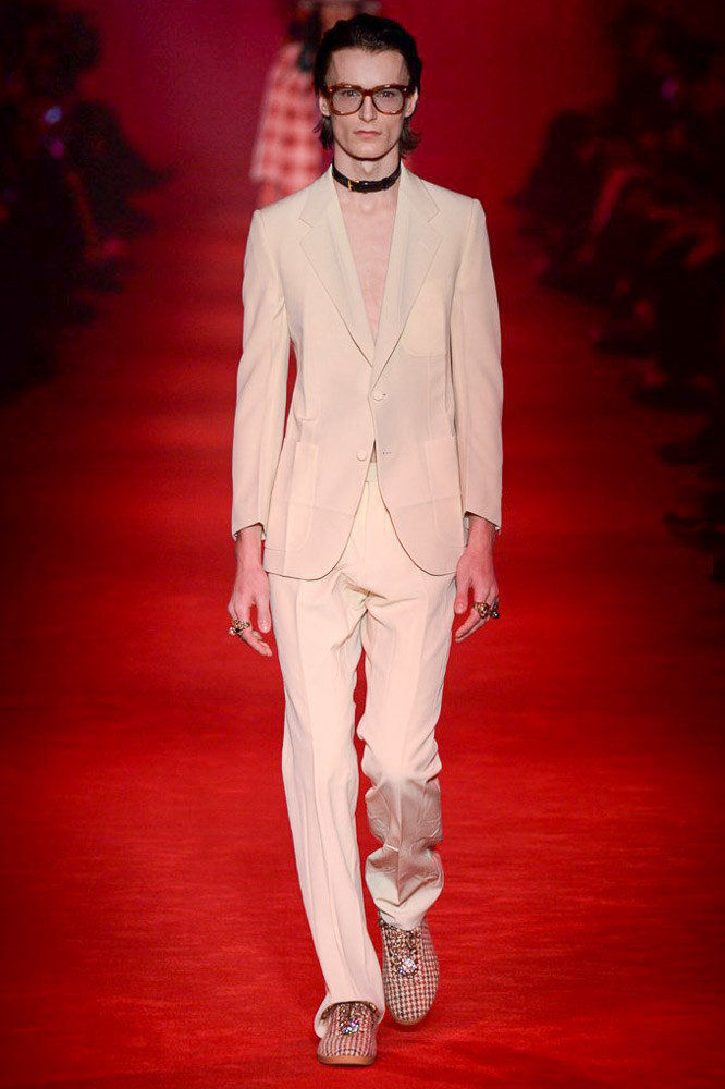 Jack Chambers for Gucci FW 16/17