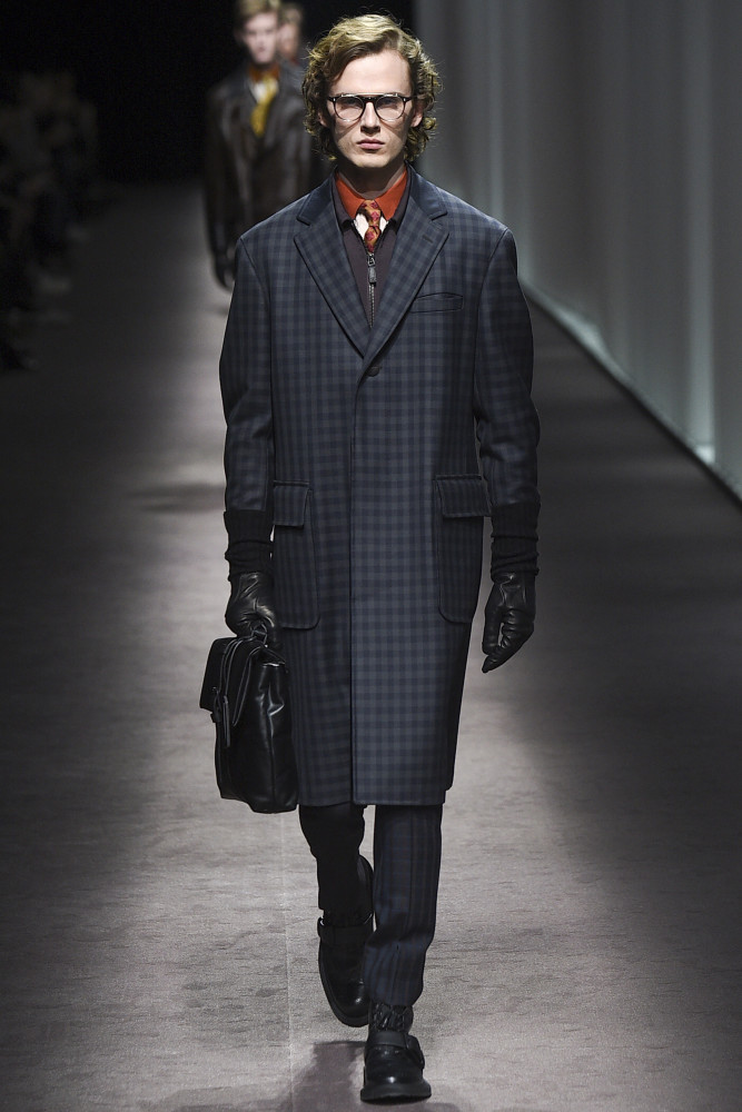 Karlis Adlers for Canali FW 16/17