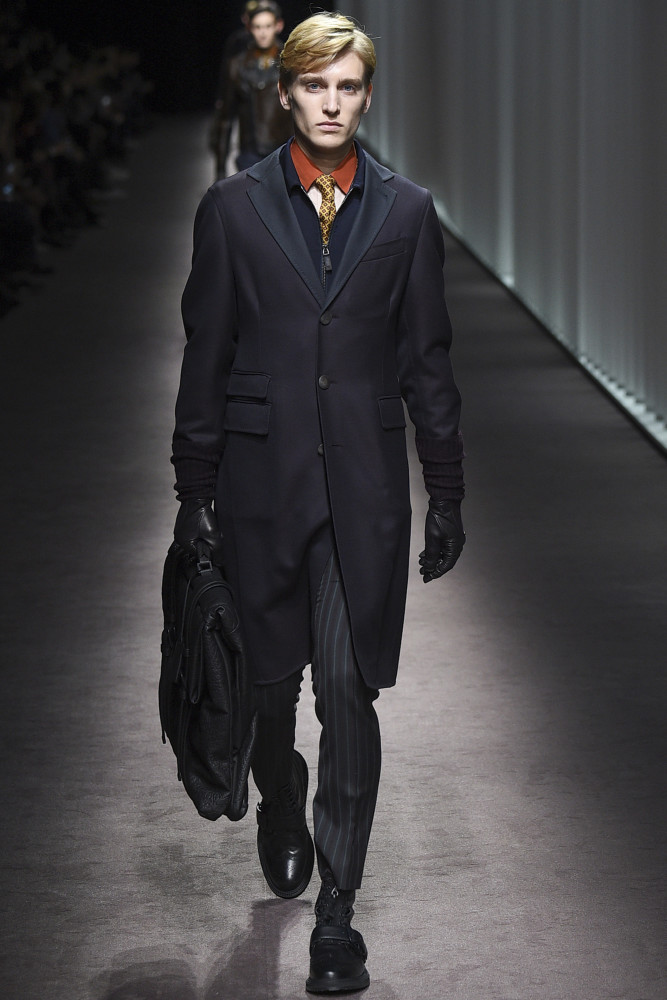 Jeroen Smits for Canali FW 16/17