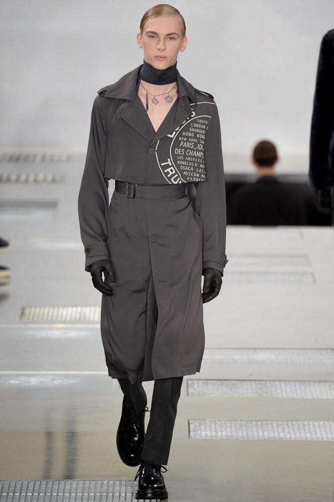 Dominik Sadoche for Louis Vuitton FW 16/17