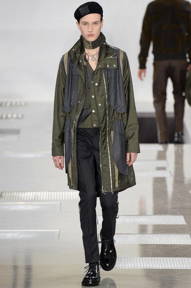 Ted Le Sueur for Louis Vuitton FW 16/17