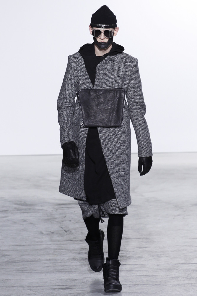 Félix Gesnouin for Boris Bidjan FW 16/17