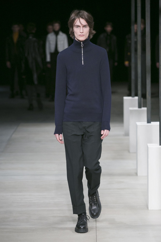 Jack Chambers for Sandro FW 16/17