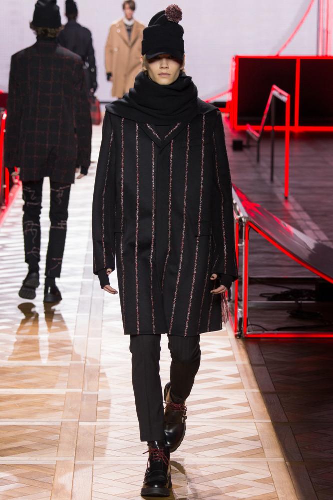 Jordy Gerritsma for Dior FW 16/17