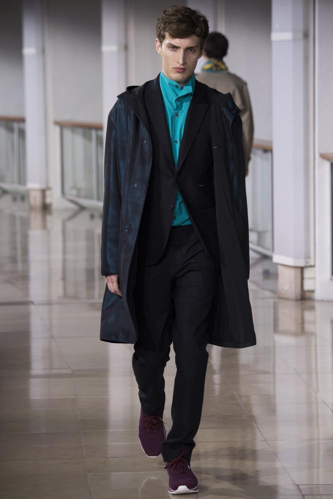 Charlie France for Hermès FW 16/17