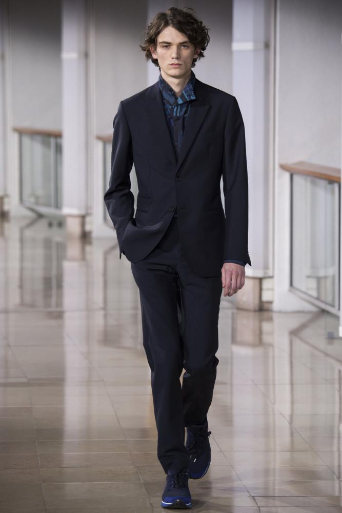 Baptiste Faure for Hermès FW 16/17