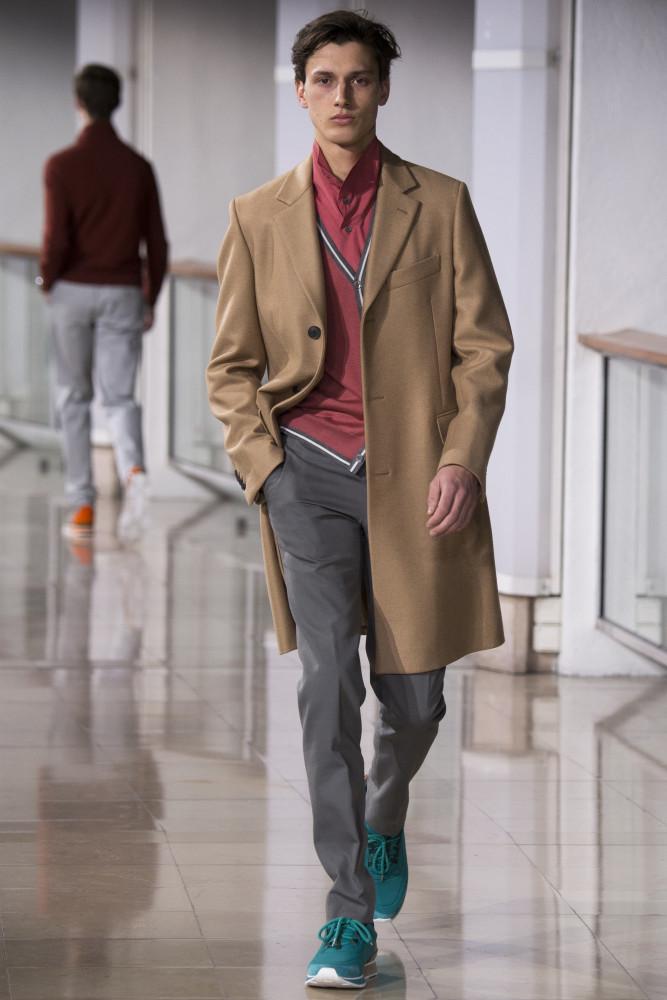 Luca Stascheit for Hermès FW 16/17