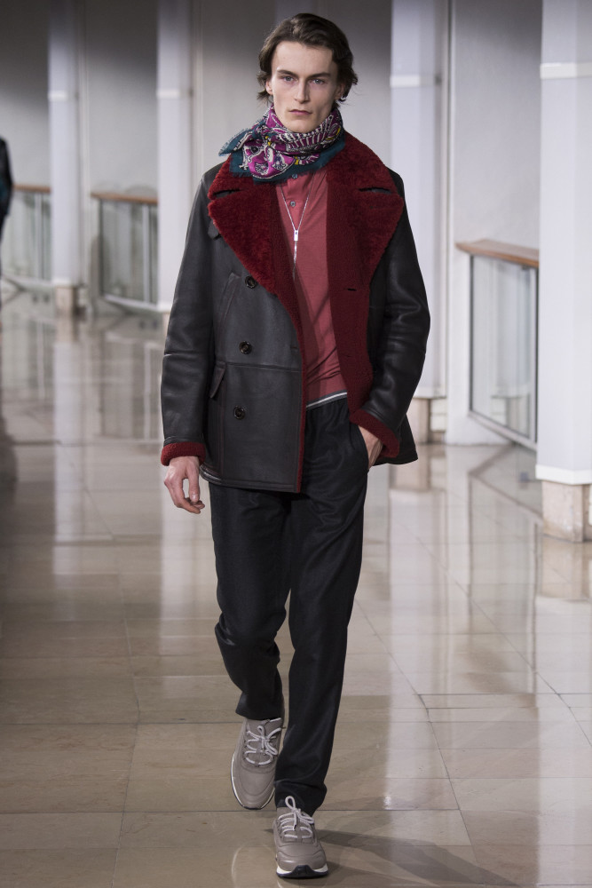 Jack Chambers for Hermès FW 16/17