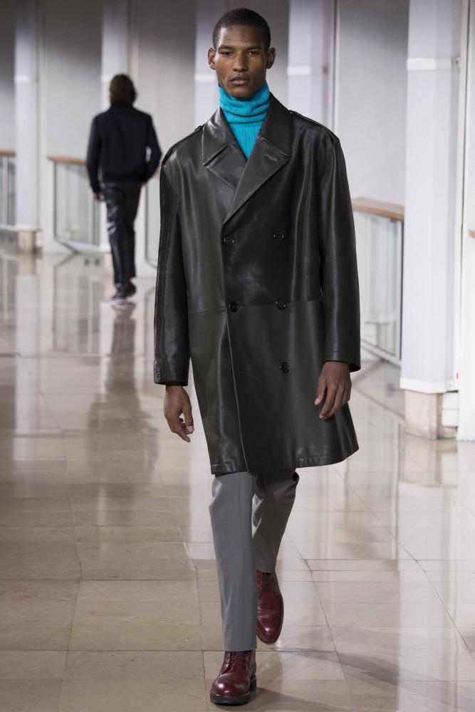 Brad Allen for Hermès FW 16/17