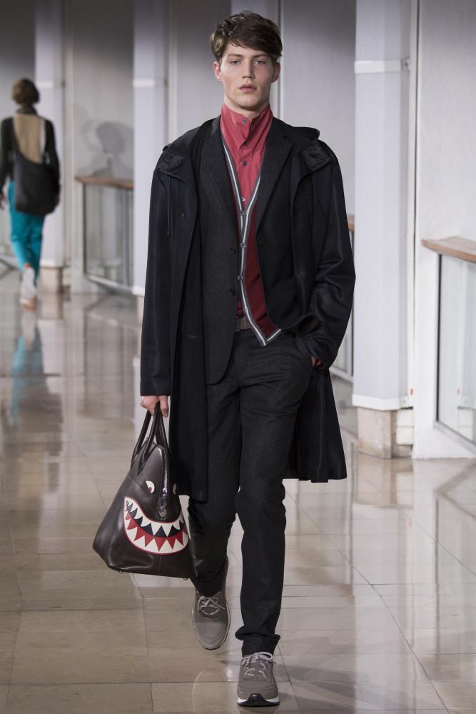 Boyd Gates for Hermès FW 16/17